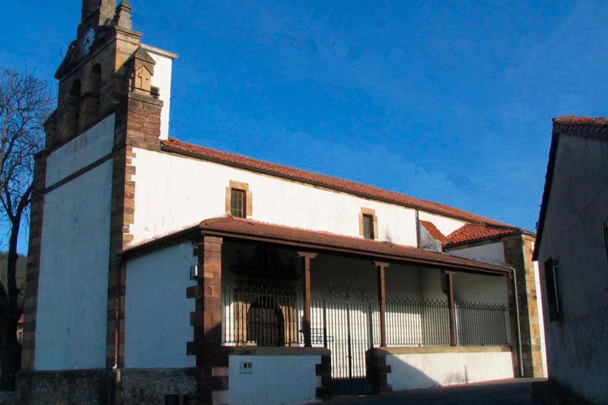 Imagen iglesia de Villaescusa