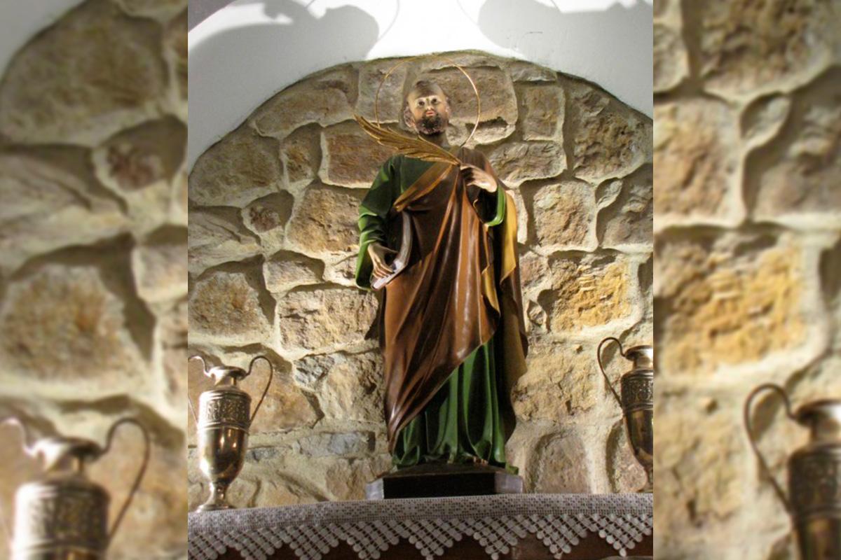 Imagen figura religiosa