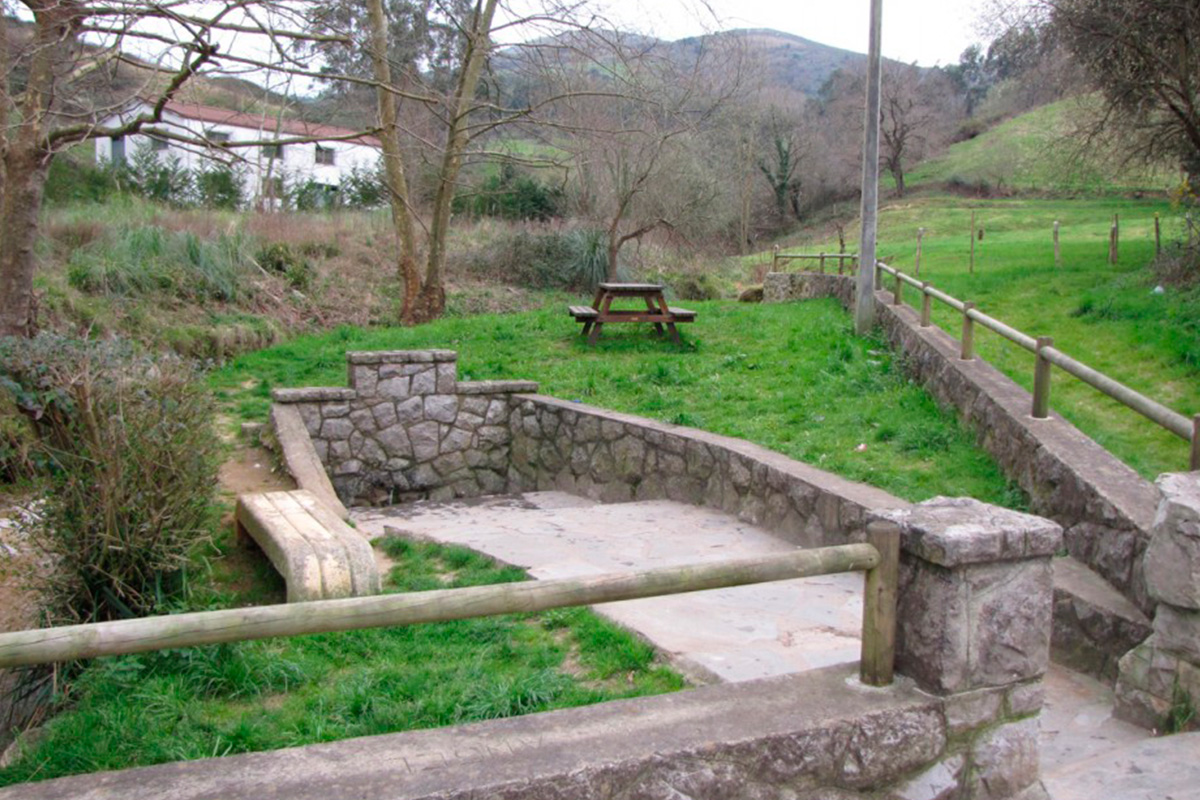 Imagen parque en Villaescusa