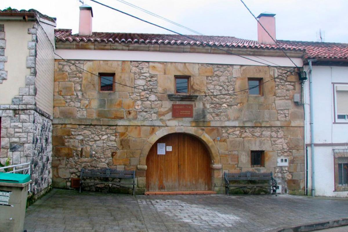 Imagen edificio rural en Villaescusa