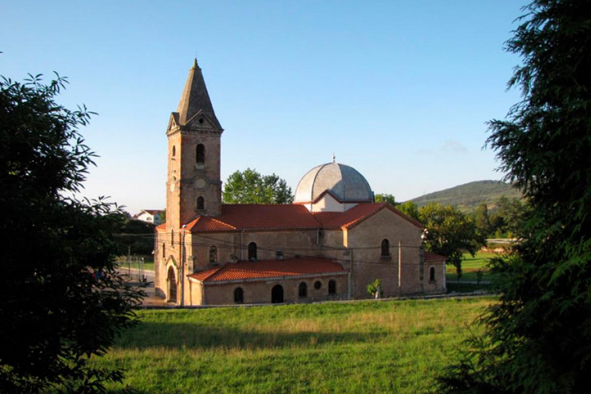 Imagen Iglesia Santa María de Obregón