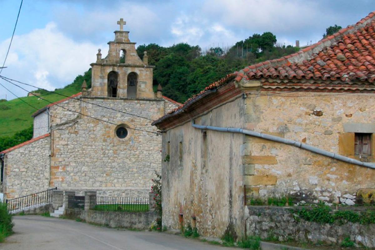 Imagen iglesia en Villaescusa
