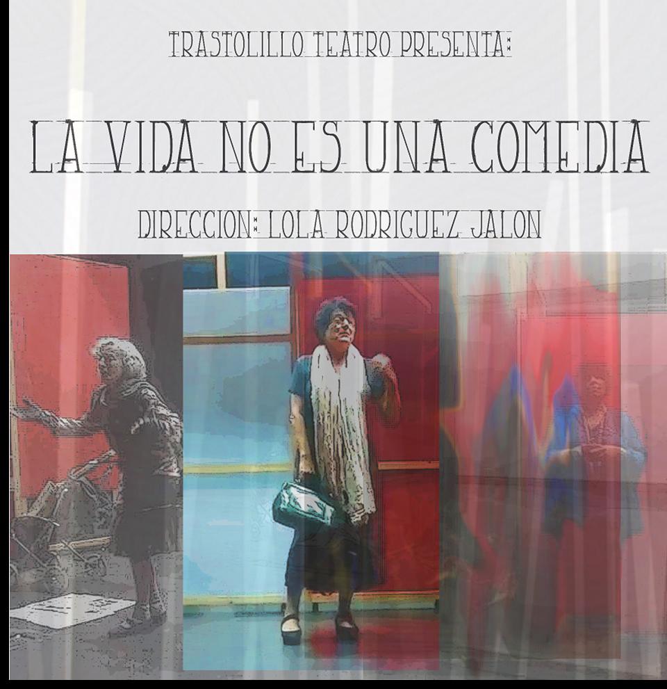Cartel Trastolillo teatro